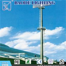 25m 12PCS 400W LED High Mast Lighting