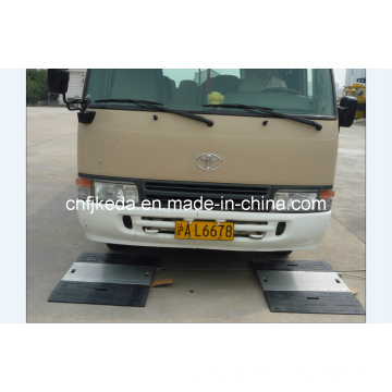 Portable Wheel/Tyre Weighing System (SCS-30T)