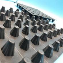Suministre el tablero plástico del drenaje del hoyuelo del hdpe del producto 8m m
