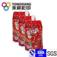 Snack Food Packaging Stand up Spout Bag