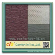 Moda alta calidad nuevo estilo poliester suave diseño tapizado personalizado por mayor de tejido