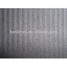 100D * 100D 110 * 76 Herringbone Pocketing tecido para tecido de vestuário vestuário