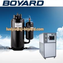 50hz 2hp btu10000 compresor de la CA de york para la unidad de refrigeración de aceite