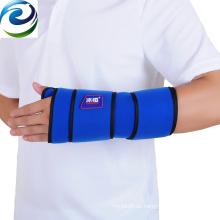 Prevenir la inflamación Nylon Meterial Hot Cold Pack reutilizable para adultos mano / muñeca