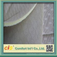 Tissu en tricot en polypropylène 100% polyester de haute qualité et de haute qualité