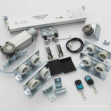 automatische Türöffnungsmechanismus Europäische Design automatische Schiebetür Betreiber Türantrieb DSL-200L automatische Tür