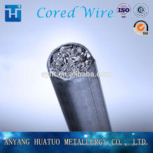 China CaAl Cored Wire/ Calcium Aluminum Cored Wire