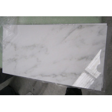 Chinese White Marble Tile Calacatta White