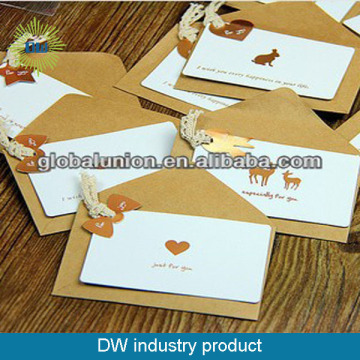 greeting card wholesale factory price