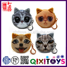Cheap wholesale purse custom made cat purse