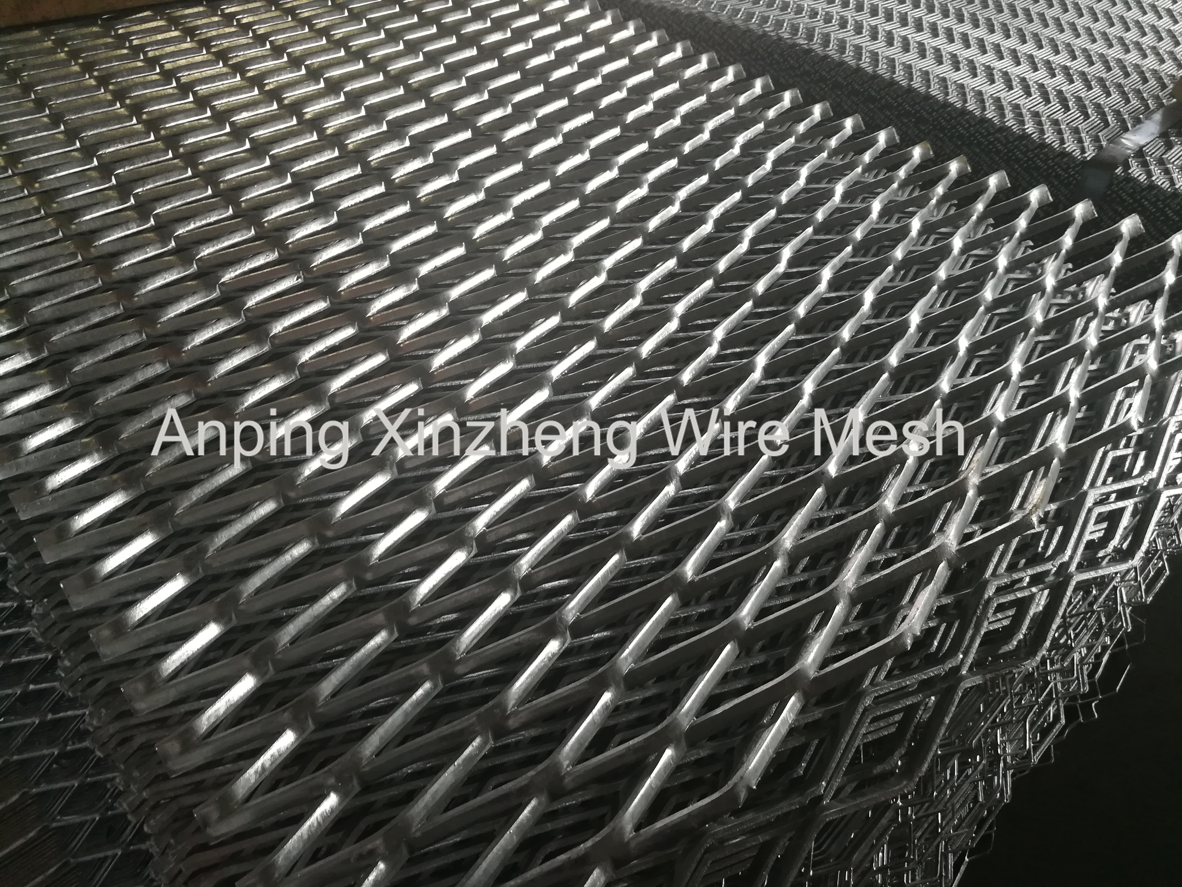 Expanded Metal Net