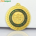 Zinc Alloy Custom Logo Metal Medal