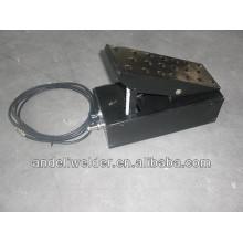 Commutateur de pédale de wedge d'ac / dc de WSM pour la machine de soudure / pédale de pied avec du CE
