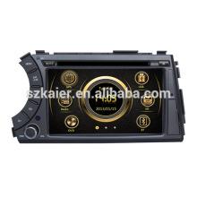 Direkte Fabrik Wince System Autoradio TV für Ssangyong Actyon mit GPS / Bluetooth / Radio / SWC / Virtual 6CD / 3G Internet / ATV / iPod / DVR
