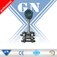Intelligent Tempreature and Pressure Compensation Steam Vortex Flow Meter