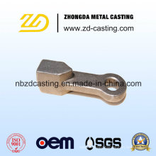 OEM Investment Steel Casting for Crusher Hammer