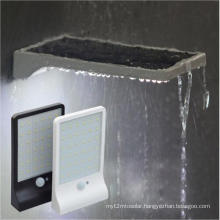Waterproof IP65 3.8W Solar Powered LED Wall Lights