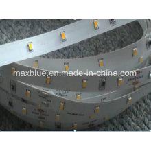 Tira flexível do diodo emissor de luz de DC12V / 24V 3014 (60LEDs / m)