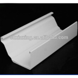 Plastic PVC roof gutter drainage system extruder