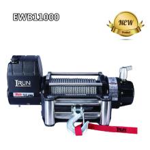 Лебедка электрическая 11000 с суппортом