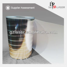 Popular holographic laminated paper roll for printing