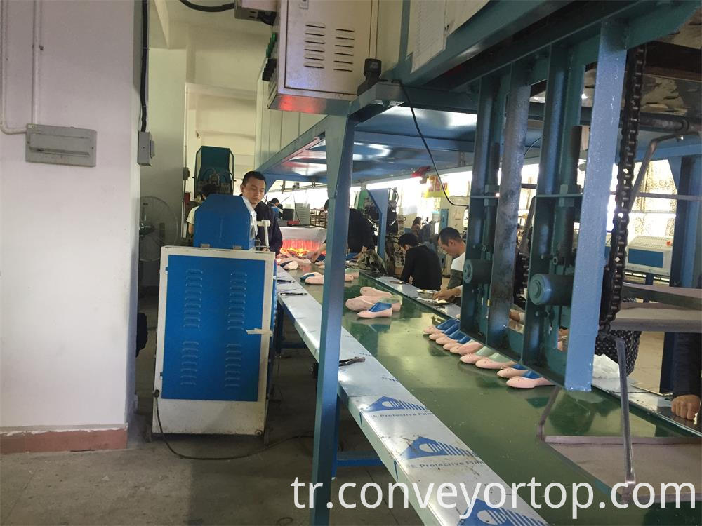 Shoes Assembly Equipment