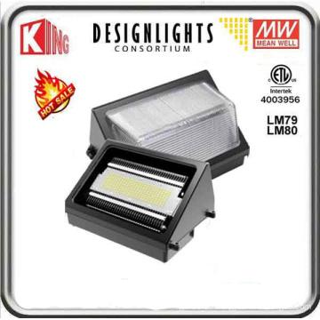 150W LED-Wand-Pack LED-Wand-Pack-Licht Wand-Pack LED Meanwell Power und CREE Xte LED-Chip CE ETL Dlc