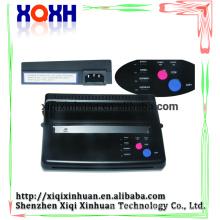 Fabricante profesional de la plantilla del tatuaje, máquina de transferencia térmica de la copiadora