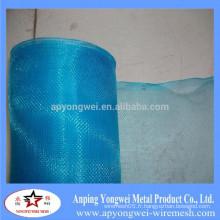Dépistage d'insectes en plastique / filet en plastique pour insectes / fibres d'insectes en fibre de verre