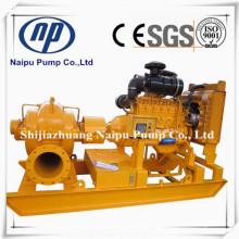 Водяной насос высокого давления с высокой мощностью дизельного двигателя