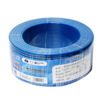 450%2F750V+Copper+Conductor+PVC+Insulated+Electrical+Wires