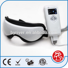 Massageador de olhos airbag com música natural