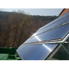 Capteur solaire à tubes sous vide de type réflecteur CPC