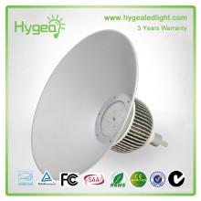 El alto brillo ip65 150w impermeabilizó la iluminación / la lámpara llevadas de la bahía de la luz de la mazorca hechas en China