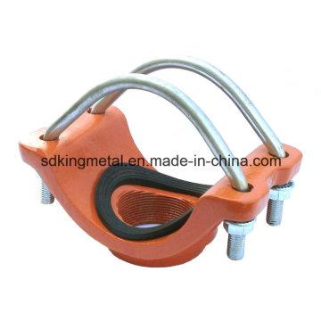 Ferro Ductil 300psi NPT rosqueado facilmente montar conjunto