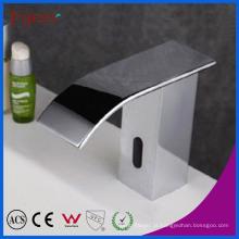 Fyeer venda quente Oblato bico automático Cachoeira Sensor Tap (QH0128B)