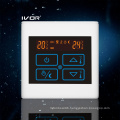 Underfloor Heating Thermostat Touch Switch Plastic Frame (SK-HV2300B-M)