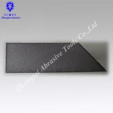 Высокий угол плотность силы жесткий пены шлифовальный блок для металла