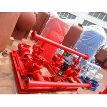 Fire Fighting Pump Package