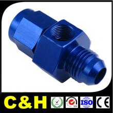 Custom Precision CNC usinage, tournage et fraisage en métal partie