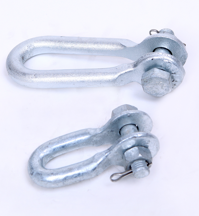 U-Shackle untuk Overhead Line Fitting-Hardware Power Line