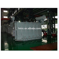 Three phase oil immersed type copper winding wound core low loss 15 mva 20kv transformer