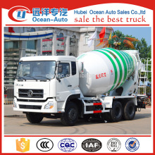 dongfeng 8 cbm concrete mixer truck for sale