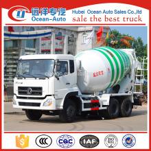 dongfeng 8 cbm concrete mixer truck for sale