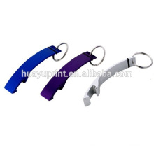 hot sale nice aluminum bottle open key chain