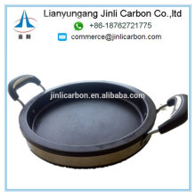Poêle à rôtir / poêle à graphite écologique en graphite / poêle à graphite