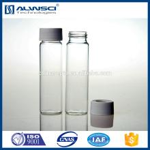 Puging Instrument Capture Vials 40mL Enviromental EPA VOA Durchstechflasche mit 24-400 Verschluss für Wasserprüfung