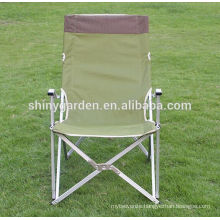 leisure light foldable and portable outdoor camping and fishing chair