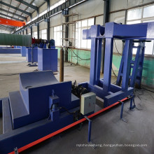 FRP/GRP/GRE pipe winding machine of the whole production line