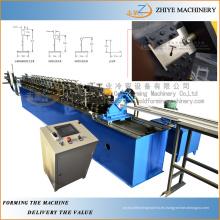 De alta calidad automática / manual cz intercambiable u tipo perno prisionero y pista frío haciendo la máquina